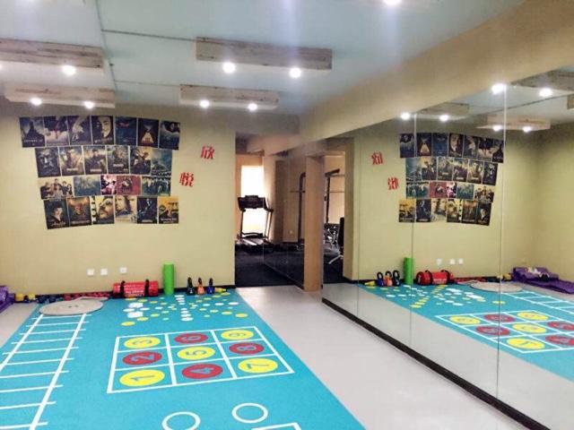 欣悦健身工作室(2店)