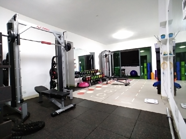 燃点私人健身工作室