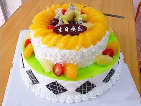 麦香坊欧式蛋糕图片