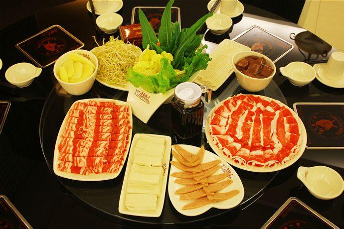 【鲁西肥牛双人餐黑色】北海鲁西团购肥牛10鱿鱼团购的皮能吃吗图片