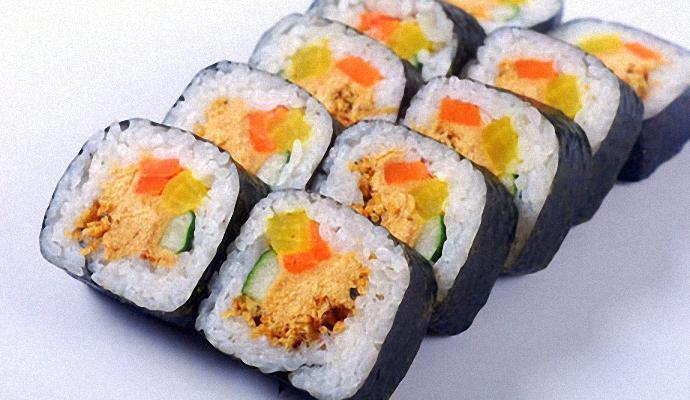 【多客美食寿司美味】徐州多客寿司团购5.1元制作方法团购8月图片