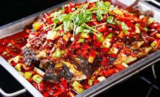 巫山烤全鱼四人餐