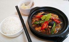 方记黄焖鸡米饭