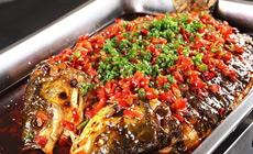 巫山烤鱼2至3人餐