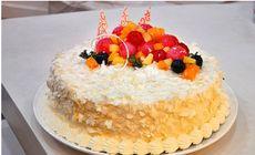 玛德莲娜慕斯蛋糕