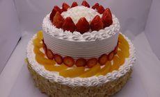 兰卡工坊双层蛋糕