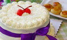 红樱桃蛋糕定制款