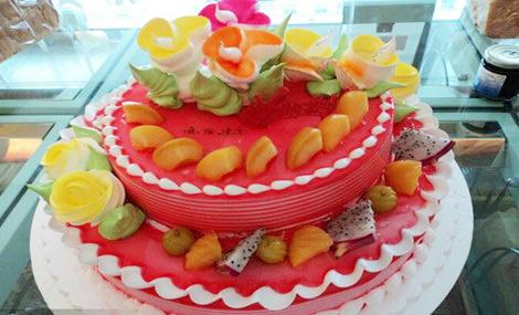 金门之家蛋糕廊