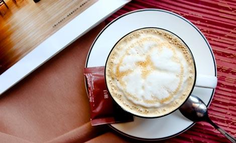 品味咖啡吧