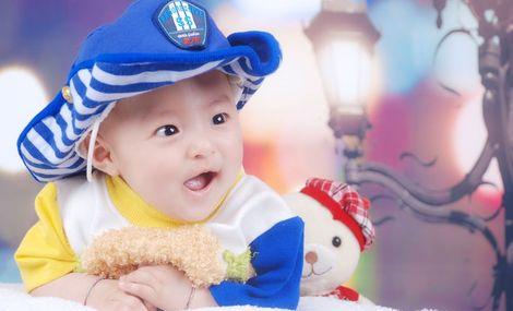 三只熊经典儿童摄影(户县店)