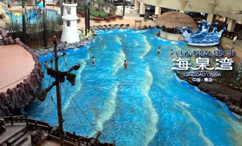 港中旅青岛海泉湾度假区 - 大图