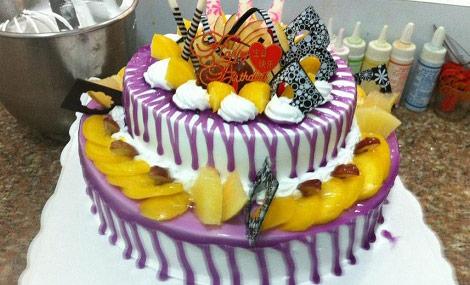 优麦坊蛋糕店