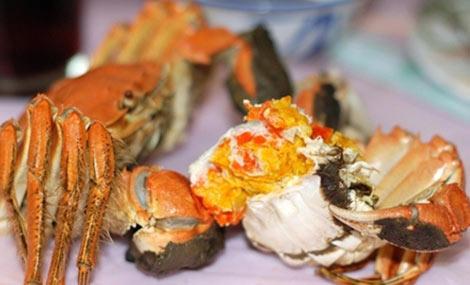 忆口香.龙虾