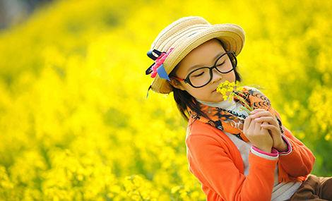 糖果专业儿童摄影