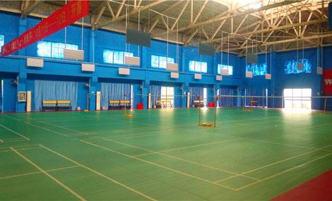 博雅羽毛球馆