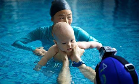 优瑞国际亲子游泳(亦庄店)
