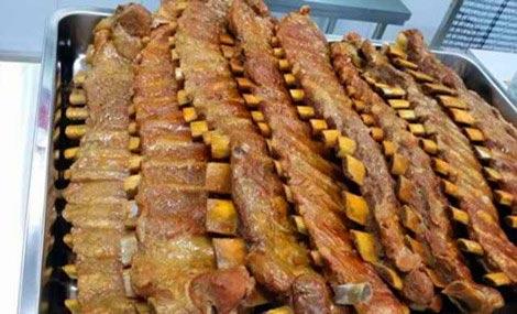 崔家木炭烤肉(金海路店)