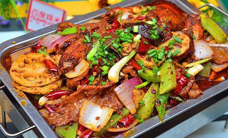 金牌万州烤鱼(红光店)
