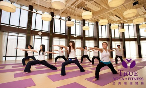 全真瑜伽健身会馆