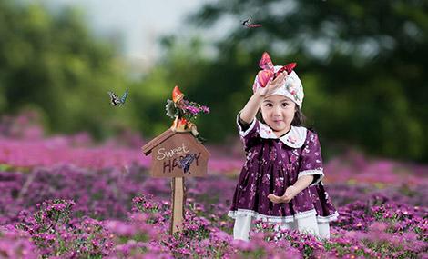 韩12儿童摄影