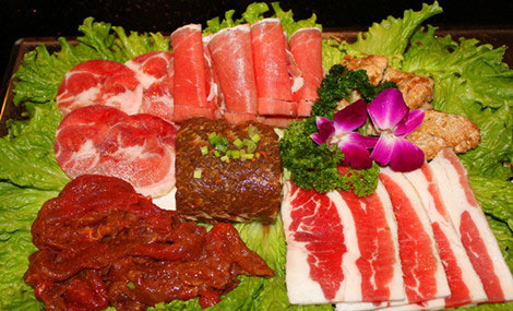 龙江龙石锅烤肉(宝云街店)