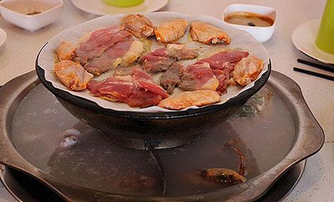 自助涮烤城(李哥庄店)