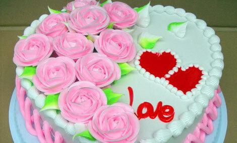 生日蛋糕(哈尔滨路店)