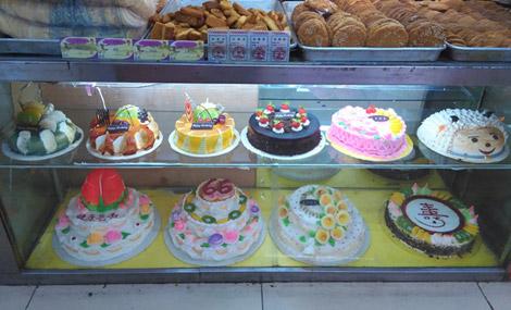 瑞宝蛋糕店