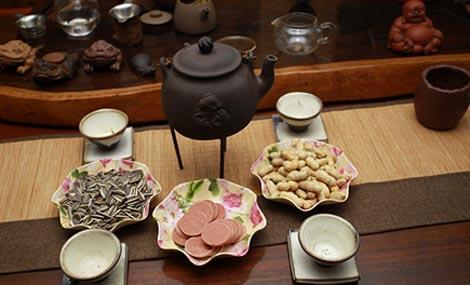 竹雨溪茶馆
