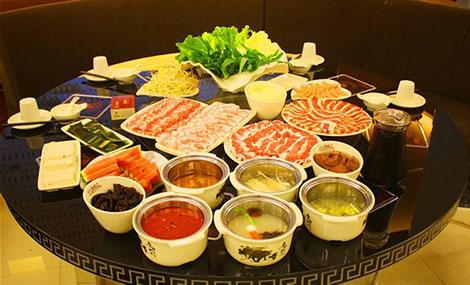 【鲁西团购4人餐肥牛】北海鲁西团购肥牛168做法和猪心炖汤的排骨图片