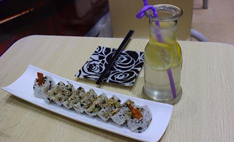 鲜目录外带寿司(芜园西路店)