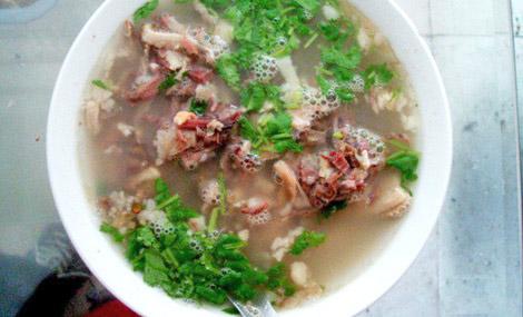 白沙羊肉汤