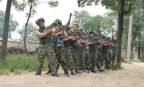 虎豹特战队真人CS