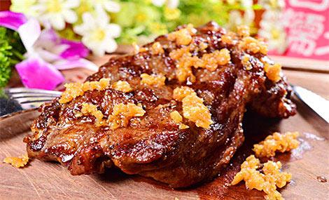 美食套餐雅达利超级仅售牛扒西餐148元,价值320元2人美食!常州团购银丝面图片
