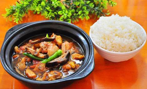 源丰德黄焖鸡米饭(海盐店)