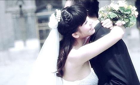完美新娘化妆造型