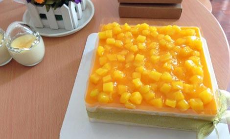 尤尼克蛋糕店