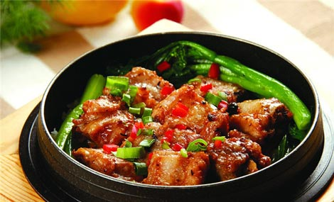 水城黄焖鸡米饭