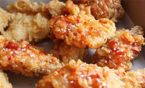 来自星星的韩式炸鸡(纬一路店)