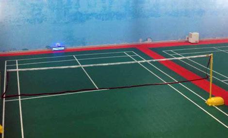 美亚羽毛球运动馆