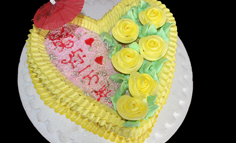 金香园蛋糕城