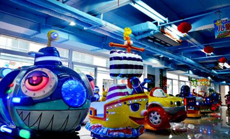英豪儿童娱乐会所