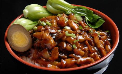 台湾鲁肉饭