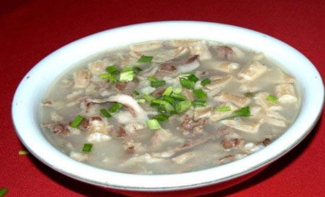 大锅羊汤 - 大图