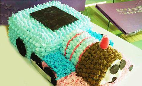 卡布吉诺蛋糕(三公路店)