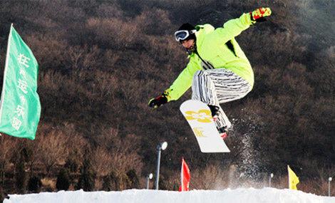 狂飚滑雪场