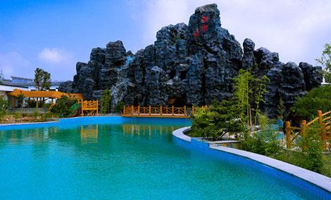 揽翠湖温泉度假村 - 大图