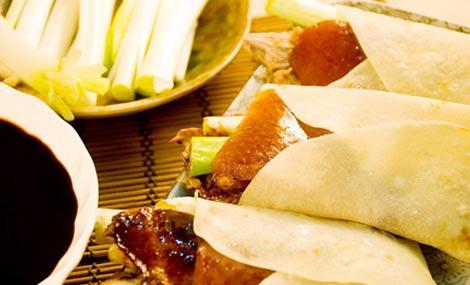 北京烤鸭(师院店)