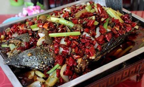 巫山烤鱼(康宁街店)