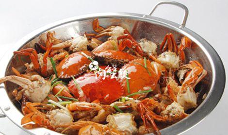 肉蟹煲(系马桩店)